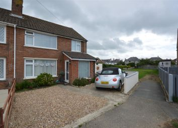 Thumbnail 3 bed semi-detached house for sale in Maesglas, Cardigan