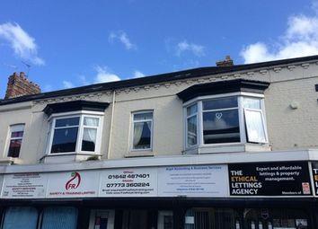 Thumbnail 1 bedroom flat to rent in Queen Street, Redcar