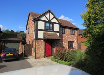 Thumbnail 3 bed property for sale in Osier Court, Eaton Ford, St. Neots