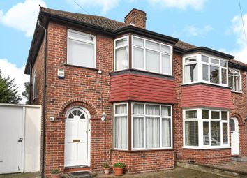 Thumbnail 3 bed semi-detached house for sale in Ladycroft Walk, Stanmore
