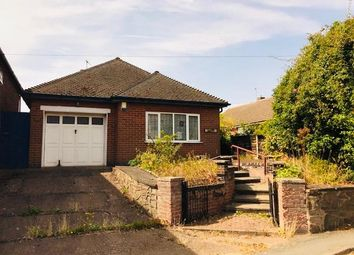Thumbnail 2 bed detached bungalow for sale in Gladstone Street, Ibstock