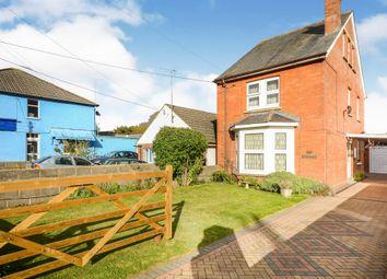 Thumbnail Detached house for sale in Bulford Road, Durrington, Salisbury