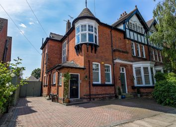 Thumbnail 2 bed flat for sale in Springfield Road, Leicester