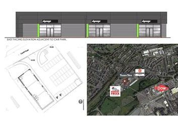 Thumbnail Retail premises to let in Briscombe Retail Park, Cardiff Road, Barry