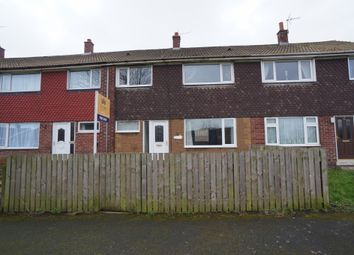 Thumbnail 3 bed terraced house for sale in Byron Close, Knottingley