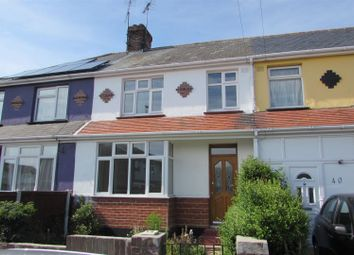 Thumbnail 3 bed terraced house to rent in Coopers Lane, Clacton-On-Sea