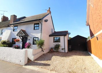 Thumbnail 4 bed cottage for sale in Withycombe Village Road, Exmouth