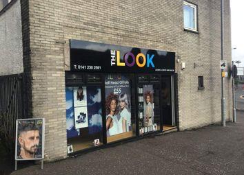 Thumbnail Retail premises for sale in Benview Road, Clarkston, Glasgow