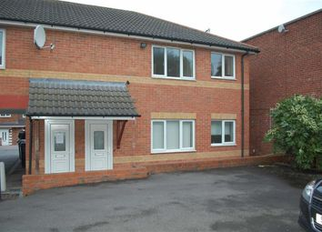Thumbnail 1 bed flat for sale in Lonsdale Road, Thurmaston, Leicester