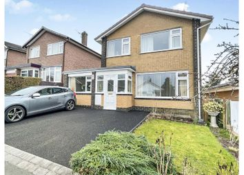 Grove Park Avenue, Stoke-On-Trent ST7. 4 bed detached house for sale