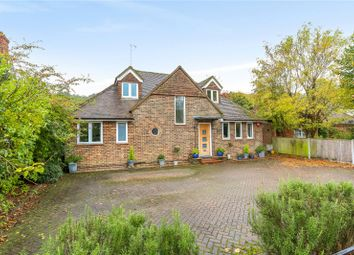 Thumbnail 4 bed detached house for sale in Longfield Road, Dorking, Surrey