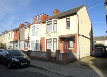 Thumbnail 3 bedroom semi-detached house for sale in Idsworth Road, Portsmouth