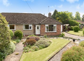 Thumbnail 2 bed semi-detached bungalow for sale in Heckler Close, Ripon