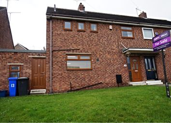 Thumbnail 3 bed terraced house for sale in Hilton Drive, Sheffield