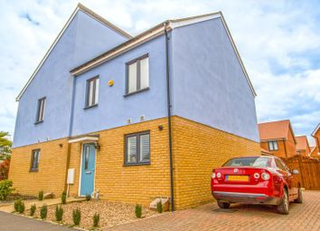 Thumbnail 3 bed semi-detached house for sale in Ardmore Road, South Ockendon