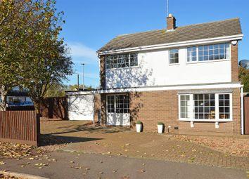 Thumbnail 4 bed detached house for sale in Werrington Park Avenue, Werrington, Peterborough