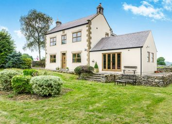 Thumbnail 4 bed detached house for sale in Foolow, Eyam, Hope Valley