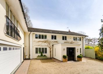 Thumbnail 7 bed detached house for sale in Gatehouse Close, Coombe