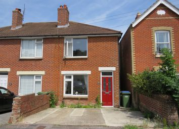 Thumbnail 2 bed end terrace house for sale in Paxton Road, Fareham