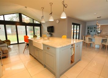 Thumbnail 4 bed detached house for sale in Bucklesham Road, Ipswich, Suffolk
