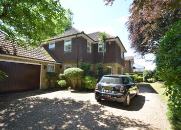 Thumbnail 5 bedroom detached house to rent in Bridleway Close, Epsom