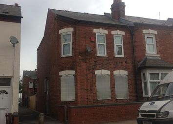 Thumbnail 3 bed end terrace house for sale in Newcombe Road, Handsworth, Birmingham