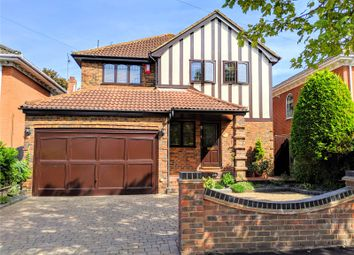Thumbnail 4 bed detached house for sale in Thundersley Grove, Thundersley, Essex