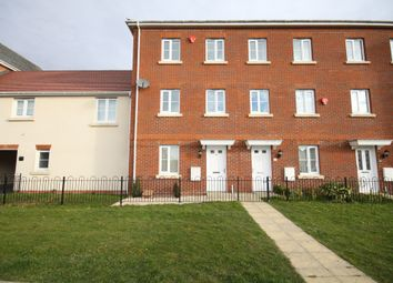 Thumbnail 4 bed town house for sale in Urquhart Road, Thatcham