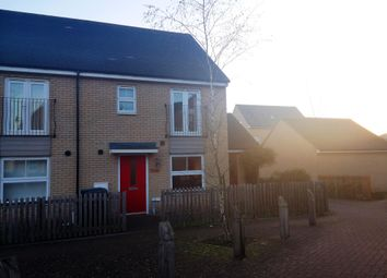 Thumbnail 3 bed property to rent in Halifax Road, Upper Cambourne, Cambridge