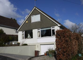 Thumbnail 3 bed detached house for sale in Treventon Rise, St Columb