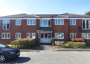 Thumbnail 2 bed flat for sale in Small Thorn Place, Woodville, Swadlincote