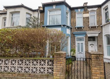 Thumbnail 3 bed terraced house for sale in Cann Hall Road, London
