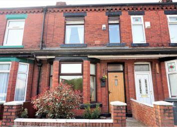 Thumbnail 3 bed terraced house for sale in Chandos Grove, Salford