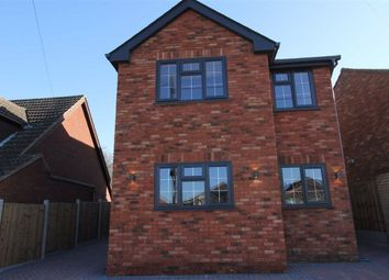 Thumbnail 3 bed detached house to rent in Mount Road, Wickford, Essex