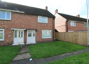 Thumbnail 2 bed end terrace house for sale in Derwent Street, Tanfield Lea Stanley Co Durham