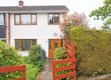 Thumbnail 3 bedroom terraced house for sale in Aberdovey Close, Dinas Powys