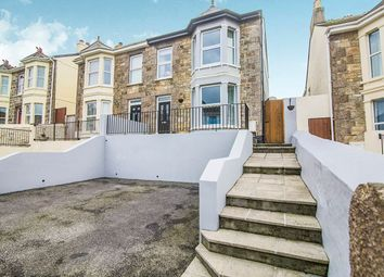 Thumbnail 3 bed semi-detached house for sale in Gew Terrace, Redruth