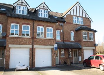 Thumbnail 3 bed town house to rent in 3 Blakemere Drive, Kingsmead, Northwich, Cheshire