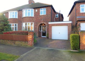 Thumbnail 3 bedroom semi-detached house to rent in Forest Way, York