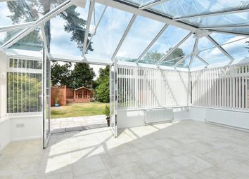 Thumbnail 4 bedroom detached house to rent in Blackwater, Surrey