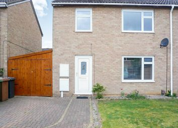 Thumbnail 3 bed semi-detached house for sale in Abbotsbury, Orton Malborne, Peterborough