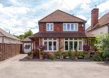 Thumbnail 4 bed detached house for sale in London Road, Ruscombe, Twyford, Berkshire