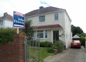 Thumbnail 3 bed semi-detached house for sale in Goetre Fach Road, Killay, Swansea