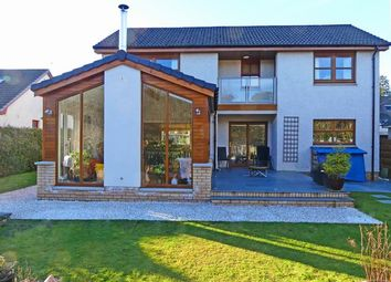 Thumbnail 5 bed detached house for sale in Station Road, Methven