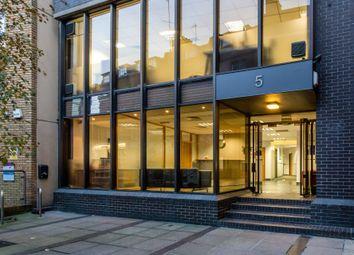 Thumbnail Serviced office to let in St John's Lane, London