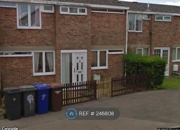 Thumbnail 3 bedroom terraced house to rent in Clare Close, Mildenhall
