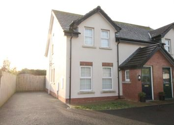 Thumbnail 3 bed semi-detached house to rent in Killaughey Road, Donaghadee