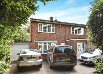 Thumbnail 4 bed detached house to rent in Wellington Road, Sandhurst, Berkshire