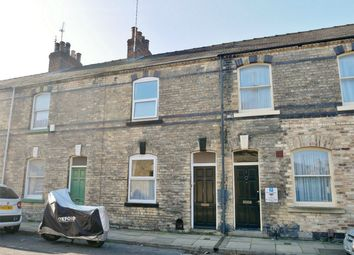 Thumbnail 2 bed terraced house for sale in Waverley Street, Off Monkgate, York