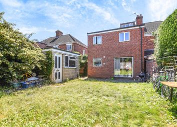 Thumbnail 4 bed semi-detached house for sale in Brasenose Driftway, Oxford